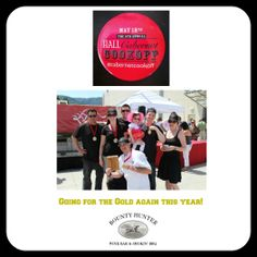 HALL St. Helena #Cabernet Cookoff Smokin' BBQ in Napa Valley