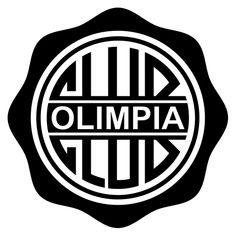 Club Olimpia of Paraguay crest. Football Team Logos, World Football, Sports Logos, Club Olimpia, Time Do Brasil, School Logo, Best Online Casino, Juventus Logo, Heavy Metal