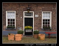 gevel van restaurant 'het oude jachthuis', Eursinge, Pesse