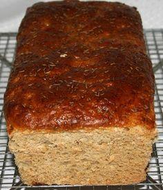 Steel Cut Oat Bread