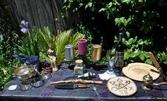 Handfasting Altar | Flickr - Photo Sharing!