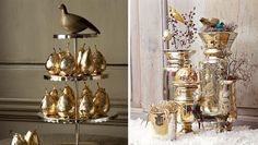 best of bklyn | fashion and lifestyle blog | southern california: Christmas Table Decor Ideas