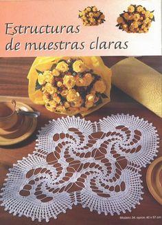 Patterns and motifs: Crocheted motif no. 547