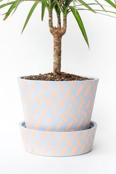 DIY Easy Planter Makeover