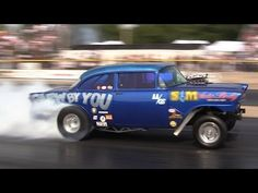 ▶ 2014 Meltdown Drags Ohio Outlaw AA/Gassers Hale Crook Byron Dragway Nostalgia Drag Racing - YouTube