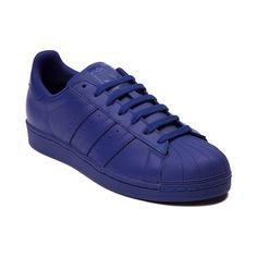 Shop for Mens adidas Superstar Supercolor Athletic Shoe in Blue Monochrome  at Journeys Shoes. Shop 23bc2e20a2