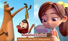 Animatricks International Animation Festival - 23 April 2017 http://webneel.com/animation-festival-contest | Design Inspiration http://webneel.com | Follow us www.pinterest.com/webneel