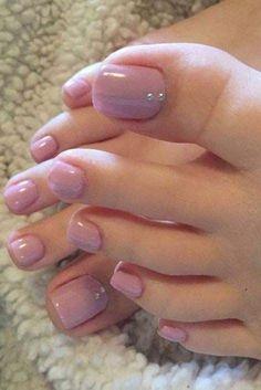 Pretty Toe Nails, Cute Toe Nails, Pretty Toes, My Nails, Cute Toes, Pedicure Designs, Manicure E Pedicure, Toe Nail Designs, Nails Design