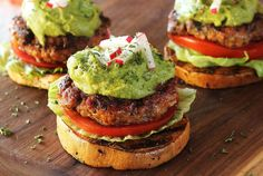 Simple paleo grilling recipe for beef and chorizo sliders. Something a little different an easy to make. All paleo and Whole30 compliant recipe too.
