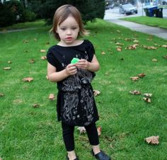 25 Easy Summer Play Clothes to Sew Easy quick t-shirt dress