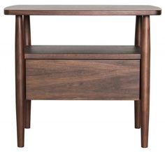 Sean Dix Dowel Bedside Table