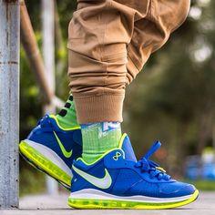 "Nike LeBron 8 ""Sprite"""