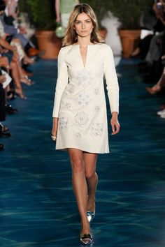 Kaftan / Tory Burch Spring 2014 RTW - Runway Photos - Fashion Week - Runway, Fashion Shows and Collections - Vogue