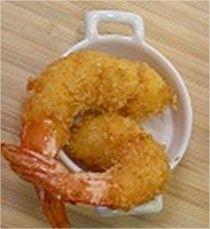 Beignets de crevettes au gingembre #Recette #Cuisine #Aphrodisiaque