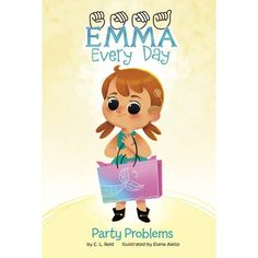 DEAF - Eight-year-old Emma is excited about her best friend Izzie's birthday party, but she is also a little worried because she is deaf and communicates through sign language, and her cochlear implant does not work well in noisy crowds.