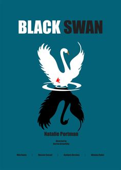 Black Swan. Alternative film poster #1