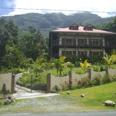 Housesitting assignment in Dominica