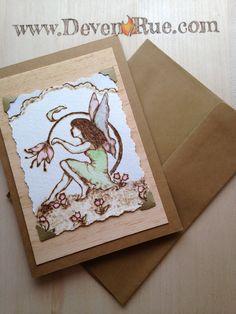 #fairy #fae #card