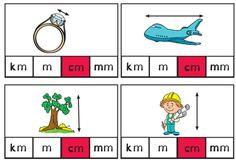 Montessori Math, Cycle 3, Education, School, France, Measurement Activities, Behavior Management System, Area And Perimeter, Math Resources