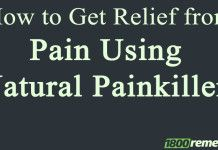 How to Get Relief from Pain Using Natural Painkillers