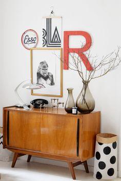 wohnlust i m in love sidebord wohnzimmer schlafzimmer vintage wohnung