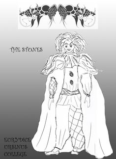 Rough sketch for the Stones
