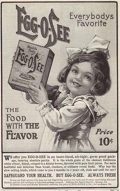 egg o see 1905 vintage ad