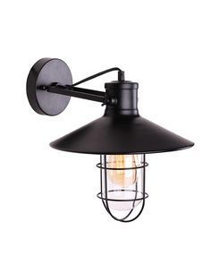 Vintage Industrial Style Double-layer Iron Wall Sconce