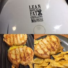 Makes a mean grilled cheese! Original Recipe, Craft Beer, Barbecue, Philosophy, Grilling, Cheese, Cooking, Breakfast, Recipes