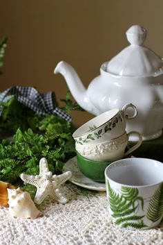 St. Patrick's Day Tea: The Charm of Home