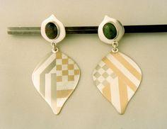 married metals | married_metal_earrings_3 | Brincos Ouro - Earrings Gold | Pinterest