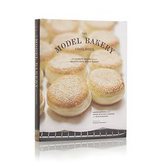 The Model Bakery Cookbook in Cookbooks | Crate and Barrel
