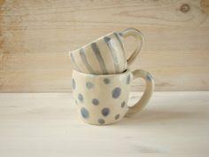 """sdelanorukami: Кофейные чашечки """"Утро воскресенья"""""""