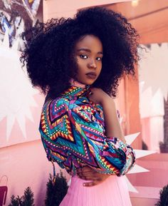 style Gorgeous Fashion Looks Black Power, Urban Outfit, Curly Hair Styles, Natural Hair Styles, Natural Beauty, Dreads, Black Girls Run, Afro Punk, Natural Hair Journey