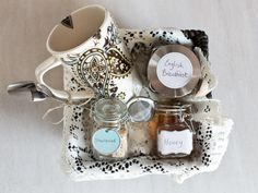 Christmas Gift Baskets | Easy Crafts and Homemade Decorating & Gift Ideas | HGTV