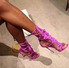 shoes - 2017 Summer Hot Selling Rope Knot Women Lace Up Sandals Sexy Open Toe Braided Straps Cut Outs Ladies Fashion Dress High Heels Hot Shoes, Crazy Shoes, Me Too Shoes, Shoes Heels, Pumps, Shoes Sneakers, Dress Shoes, Strappy Shoes, Dress Sandals