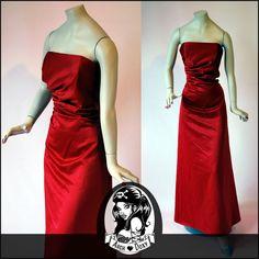 Vintage Red Satin Cocktail Corset Prom Dress.     http://www.ebay.co.uk/itm/Vintage-1990s-Jessica-Rabbit-Red-Satin-Cocktail-Corset-Prom-Dress-Size-12UK-/281913968156?ssPageName=STRK:MESE:IT