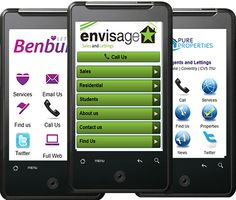 Number 1 provider of Mobile solutions for Estate Agents