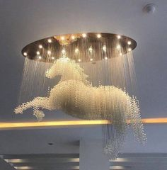 Amazing horse chandelier for more dream home ideas follow my more information aloadofball Image collections