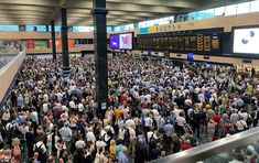 Flights were grounded or delayed at four London airports, passengers were stranded at Folkestone as Eurostar hit by delays and thunderstorms caused chaos. Cotswold Water Park, National Rail, London Airports, Uk Weather, Liverpool Street, London Underground, River Thames, East Sussex, Storms
