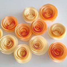 The Lovely Nest: diy: Paper Flower Garland