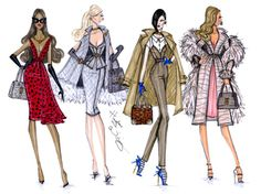 Hayden Williams for Fashion Royalty: Making Headlines, It's All Business, Fashion Killa & Pure Extravagance