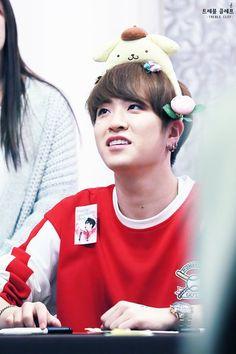 Boy, please!! Cuteness kills.