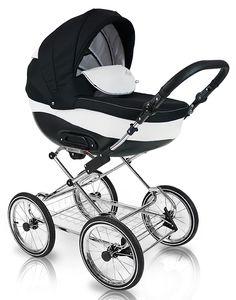 Un cochecito de bebé para destacar, con estilo clásico pero con todas las prestaciones modernas. Bexa Retro es tu carrito.