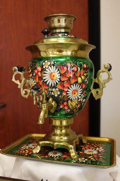 Samovar-Russian Tea Pot