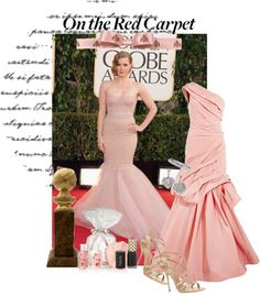 """""""Red Carpet"""" by misssally ❤ liked on Polyvore"""
