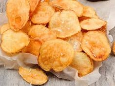 Chips Au Four, Yummy World, Fodmap, Barbecue, Healthy Snacks, Snack Recipes, Food And Drink, Gluten, Cooking