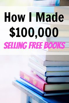 Looking for a part-time side hustle where you get can your inventory for free and there are almost no startup costs? Tips And Tricks, Sell Books On Amazon, Public Domain Books, Apple Books, Psychology Books, Self Publishing, Amazon Publishing, Classic Books, Classic Literature