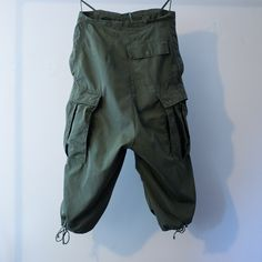 IKIGARMENTS — So i finally rebuilt these M-51 pants. I had never...