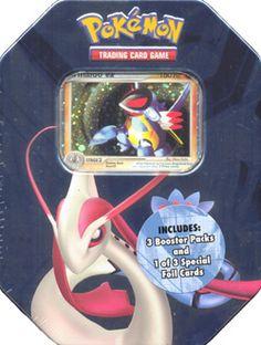 2008 Pokemon Cards Armaldo EX Classic Tin